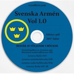 Svenska Armén Volym 1