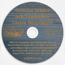 Svenska städer & samhällen Västra Bergslagen 1944