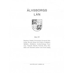 Svergies Bebyggelse Älvsborgs län