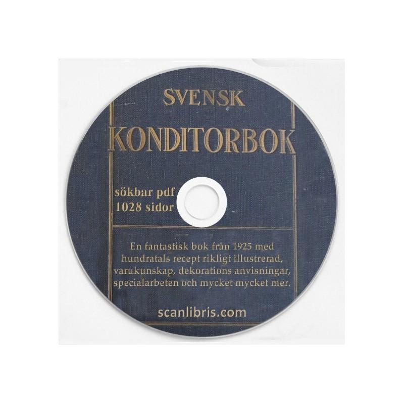 Svensk konditorbok 1925