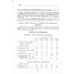 Sveriges och norges jernvägar och stationer år 1900