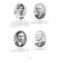 Porträttgalleri Östergötland år 1937