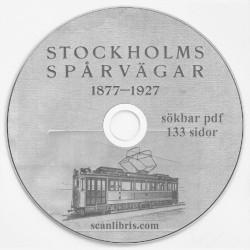 Stockholms Spårvägar 1877-1927