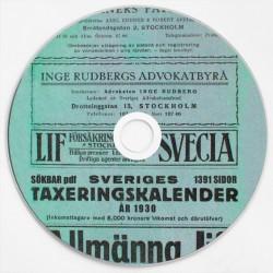 Sveriges Taxeringskalender år 1930