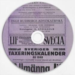 Sveriges Taxeringskalender 1940