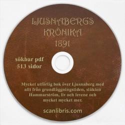 Ljusnabergs krönika 1891 av Karl Hult