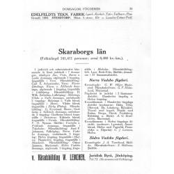 Skaraborgs Länskalender 1913