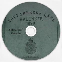 Kopparbergs länskalender 1893