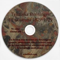 Tekniska föreningen i Eskilstuna 1879-1929 minnesskrift