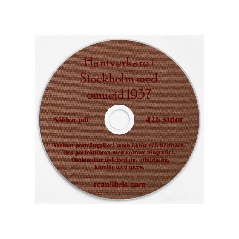 Hantverkare i Stocholm