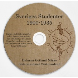 Sveriges Studenter 1930-35