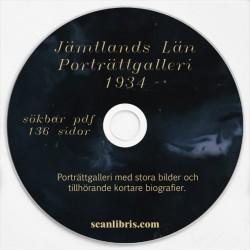Jämtlands län porträttgalleri 1934