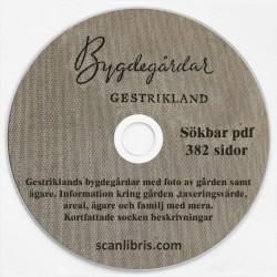 Bygdegårdar i Gestrikland 1940