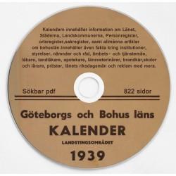 Göteborgs och Bohus läns Kalander
