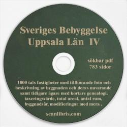 Sveriges Bebyggelse Uppsala län del 4