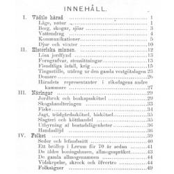 Vädtle Härad 1897