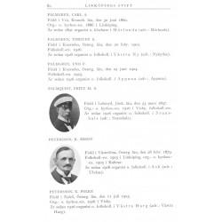 Svenska Kyrkomusici år 1929