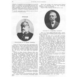 Svensk Polistidning 1907 & 1908