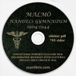 Malmö Handels Gymnasium 1904-1944