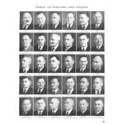 Lokomotivmännens tidning årgång 1940