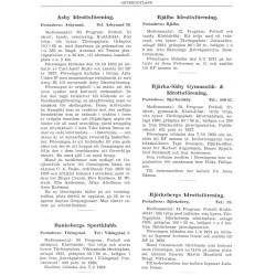 Sveriges Idrottsfolk Östergötland, Södermanland & Gotland 1948.