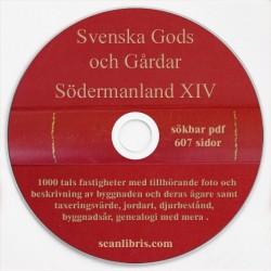 Gods och gårdar Södermanland band 14