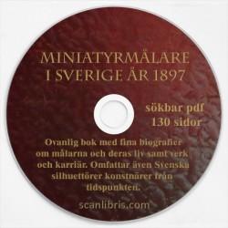 Miniatyrmålare i Sverige 1897