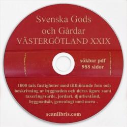 Gods och gårdar Västergötland band 29