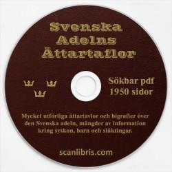 Svenska Adelns ättartaflor från 1857