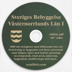 Sveriges Bebyggelse Västernorrland län I