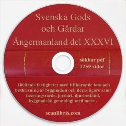 Gods och gårdar Ångermanland del 36
