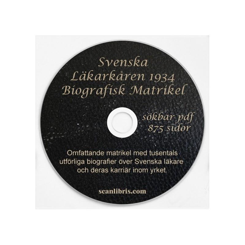 Svenska Läkarkåren 1934