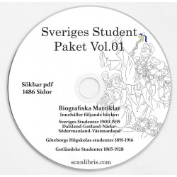 Sveriges Student Paket Vol. 01