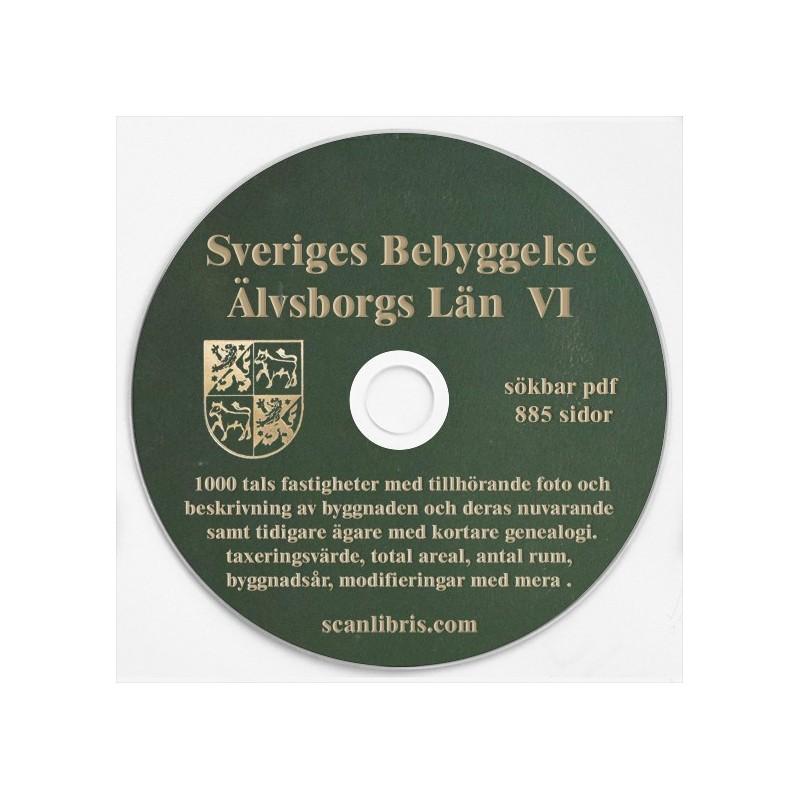 SVERIGES BEBYGGELSE ÄLVSBORG LÄN DEL 6